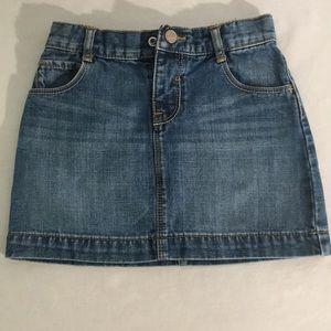 Old Navy, Girl, Denim Skirt